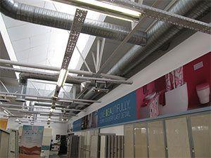 Thermal drywalling