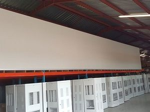 Factory Partitioning