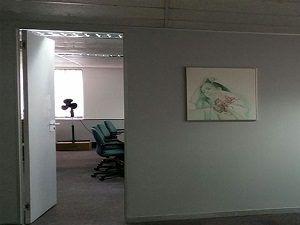 Office Dry Walling