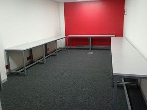 Office Drywall partition