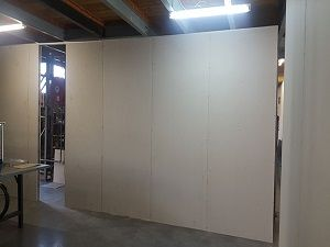 Factory Dry Wall