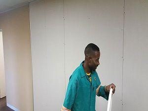 Drywalling Installation